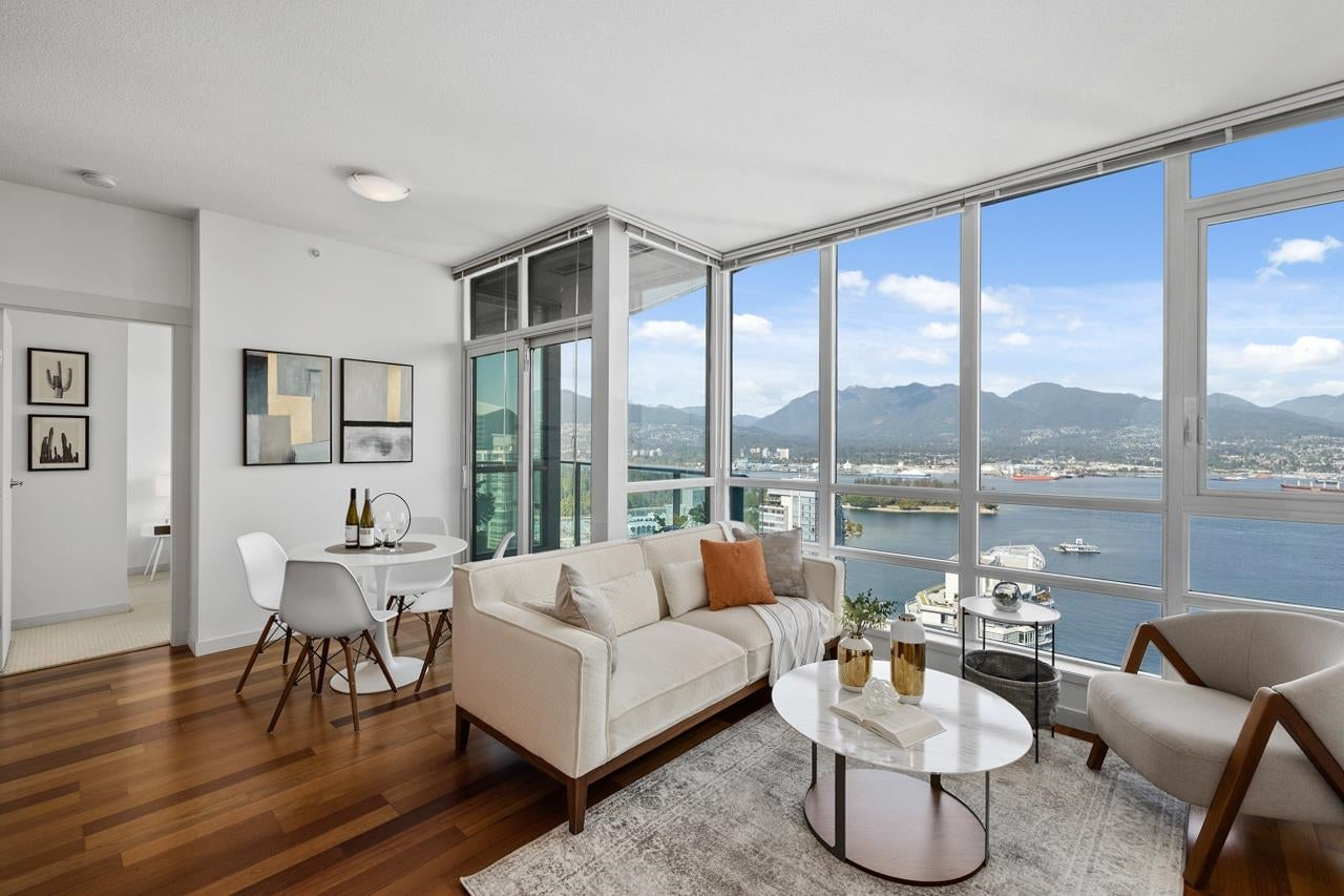 3902 1189 MELVILLE STREET - Coal Harbour Apartment/Condo for sale, 2 Bedrooms (R2615734) - #1