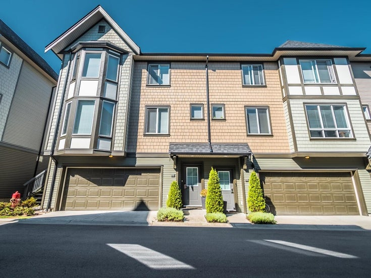 92 8138 204 STREET - Willoughby Heights Townhouse for sale, 2 Bedrooms (R2615735)