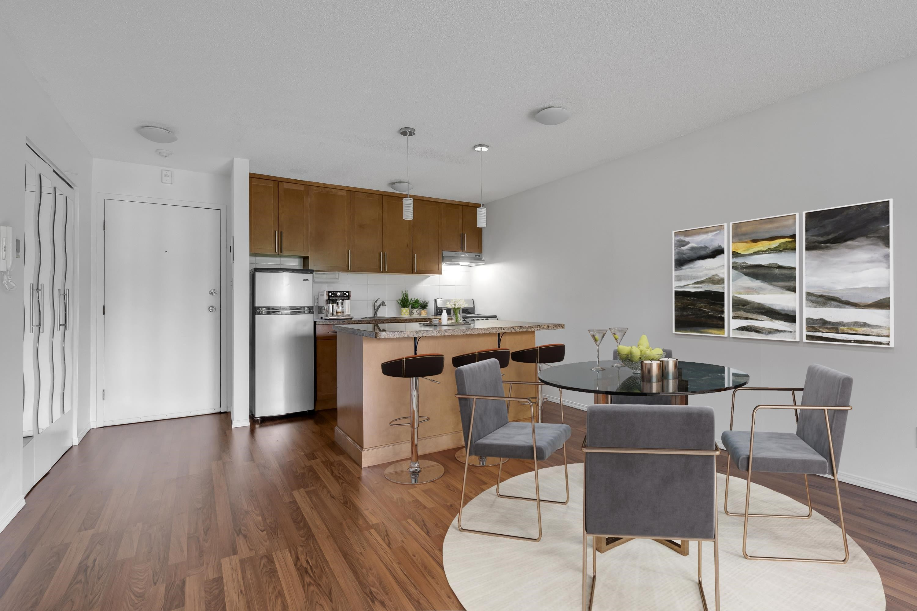 208 270 WEST 3RD STREET - Lower Lonsdale Apartment/Condo for sale, 1 Bedroom (R2615758) - #4