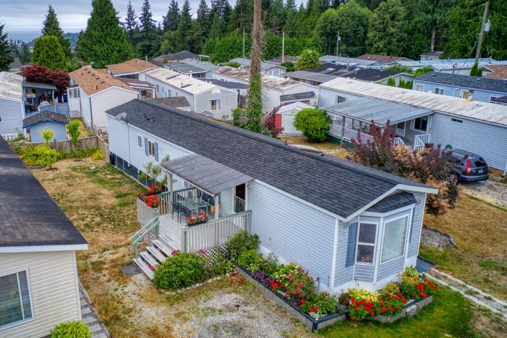 24 5755 MASON ROAD - Sechelt District Manufactured for sale, 2 Bedrooms (R2615777)
