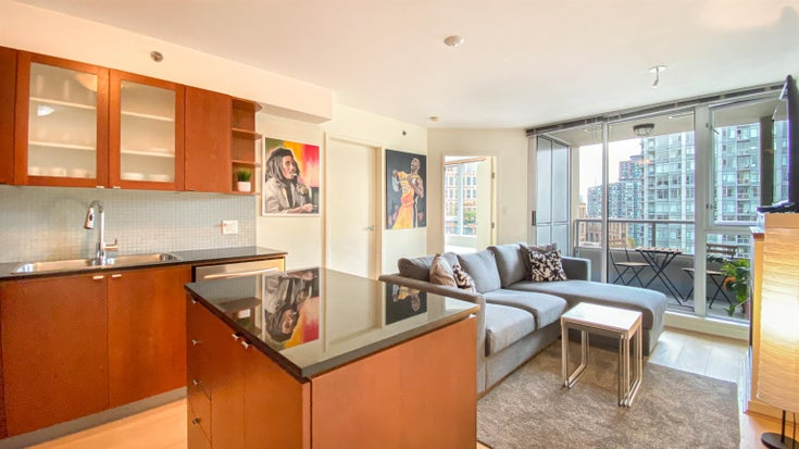 1007 822 SEYMOUR STREET - Downtown VW Apartment/Condo for sale, 1 Bedroom (R2615782)