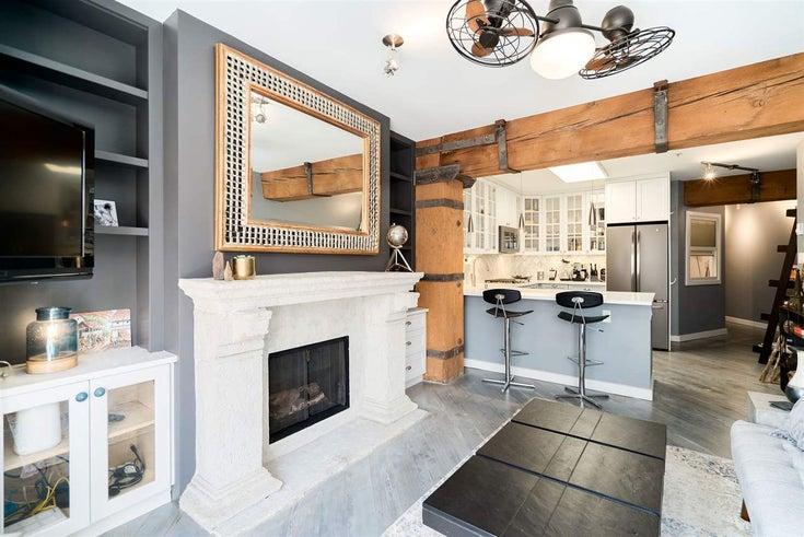409 1178 HAMILTON STREET - Yaletown Apartment/Condo for sale, 1 Bedroom (R2615788)