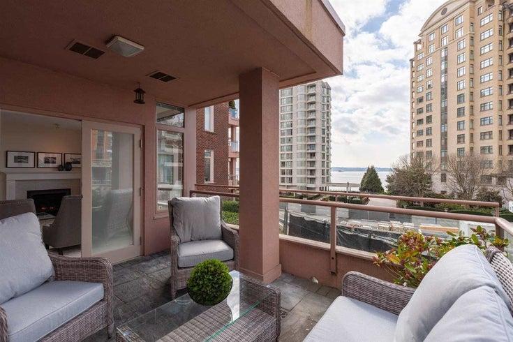 309-2271 BELLEVUE AVENUE - Dundarave Apartment/Condo for sale, 2 Bedrooms (R2615793)
