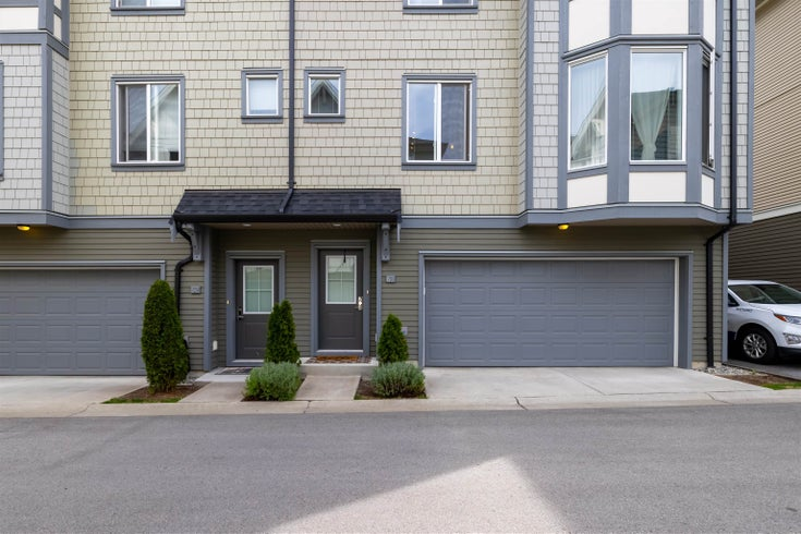 63 8138 204 STREET - Willoughby Heights Townhouse for sale, 2 Bedrooms (R2615833)