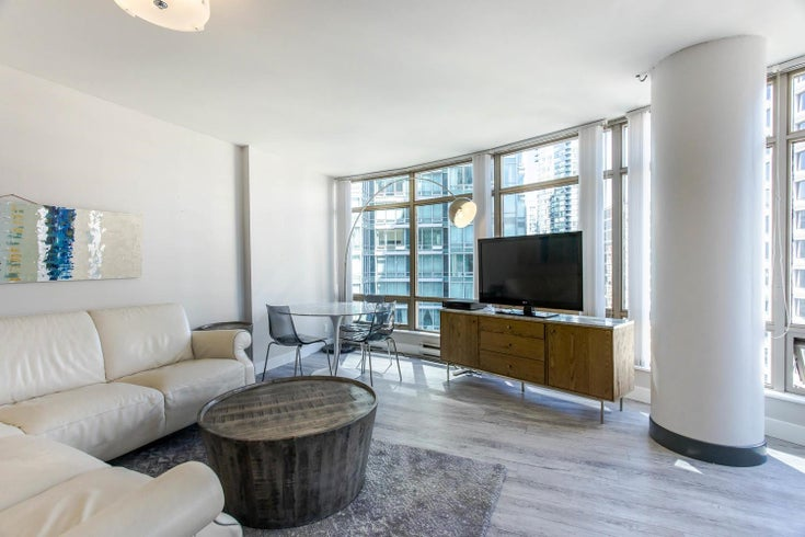 1406 1200 ALBERNI STREET - West End VW Apartment/Condo for sale, 2 Bedrooms (R2615840)