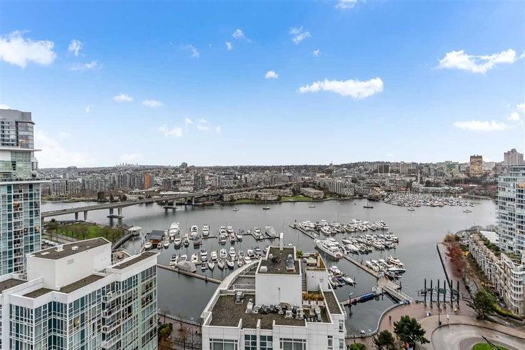 2607 198 AQUARIUS MEWS - Yaletown Apartment/Condo for sale, 2 Bedrooms (R2615845)
