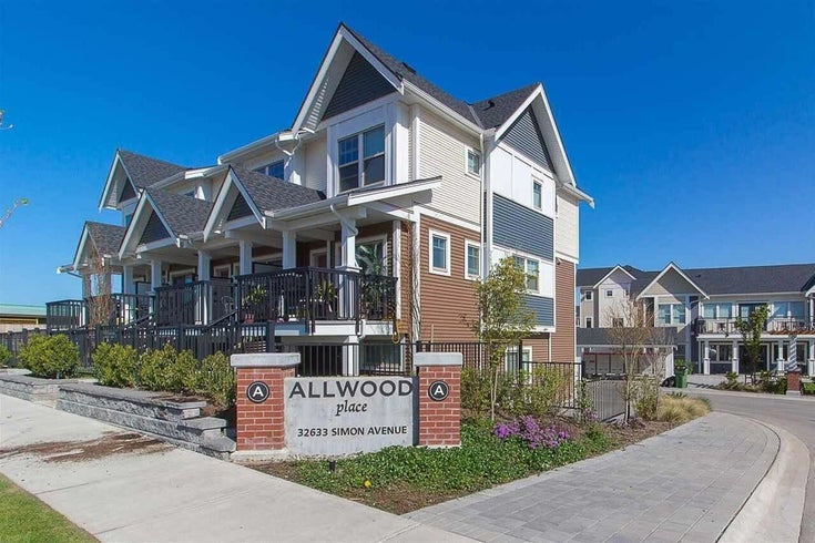 144 32633 SIMON AVENUE - Central Abbotsford Townhouse for sale, 3 Bedrooms (R2615853)