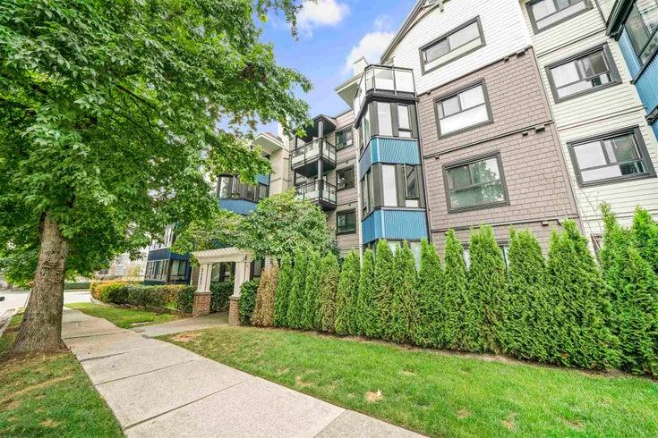110 2405 KAMLOOPS STREET - Renfrew VE Apartment/Condo for sale, 2 Bedrooms (R2615866)