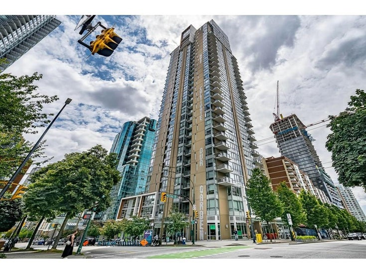 1201 1308 HORNBY STREET - Downtown VW Apartment/Condo for sale, 2 Bedrooms (R2615891)