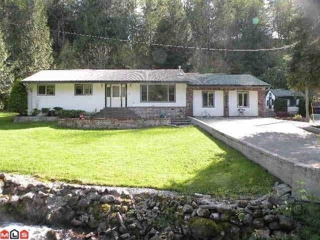 30690 KEYSTONE AVENUE - Mission-West House with Acreage for sale, 3 Bedrooms (R2615915)