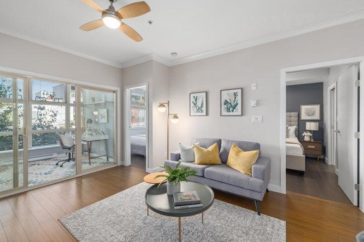 207 707 E 20TH AVENUE - Fraser VE Apartment/Condo for sale, 2 Bedrooms (R2615922)