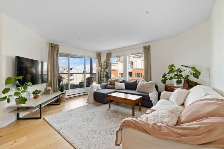 201 1210 W 8TH AVENUE - Fairview VW Apartment/Condo for sale, 2 Bedrooms (R2615928)