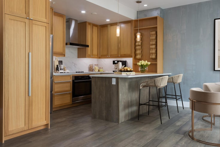 1109 989 NELSON STREET - Downtown VW Apartment/Condo for sale, 1 Bedroom (R2615936)