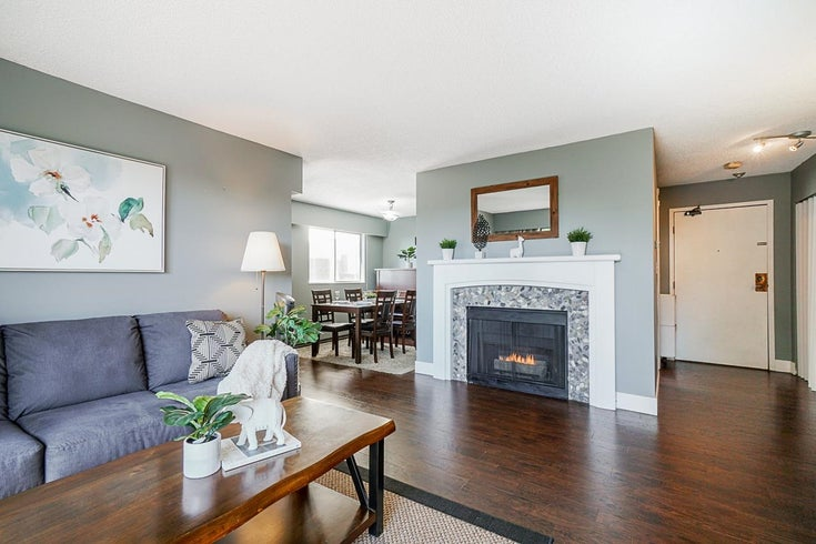204 1048 KING ALBERT AVENUE - Central Coquitlam Apartment/Condo for sale, 2 Bedrooms (R2615949)