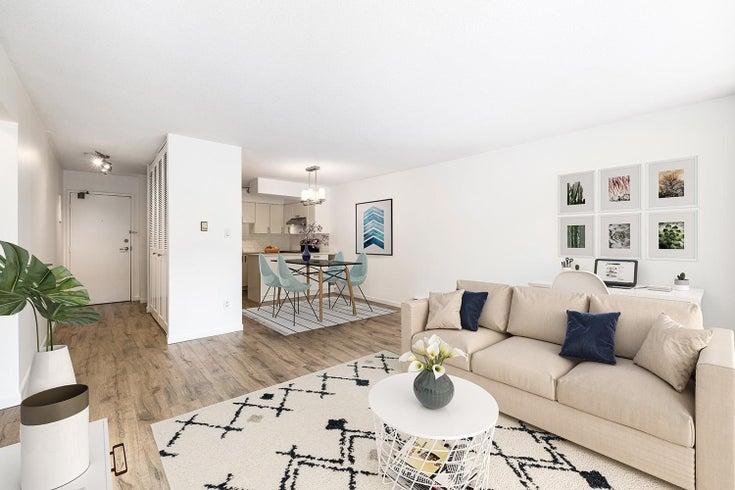 206 3264 OAK STREET - Fairview VW Apartment/Condo for sale, 1 Bedroom (R2615983)