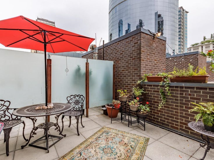603 1068 HORNBY STREET - Downtown VW Apartment/Condo for sale, 1 Bedroom (R2615998)