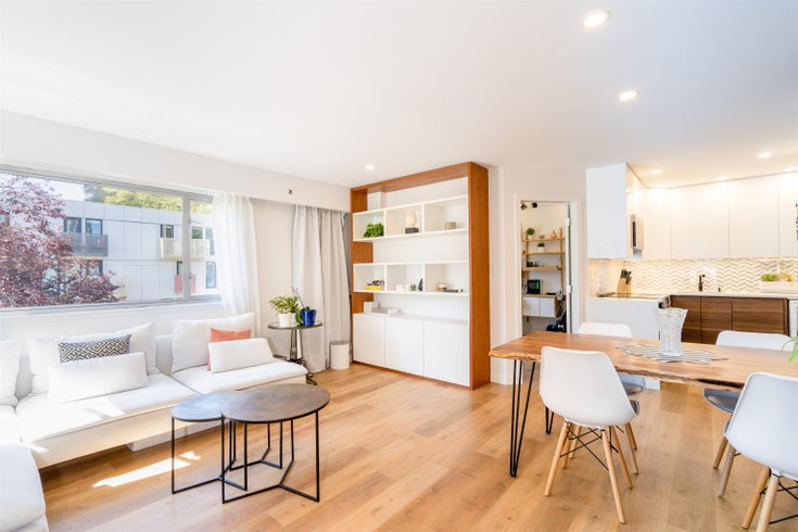 302 1050 JERVIS STREET - West End VW Apartment/Condo for sale, 1 Bedroom (R2616010)