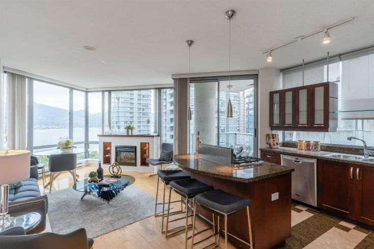 1101 1228 W HASTINGS STREET - Coal Harbour Apartment/Condo for sale, 2 Bedrooms (R2616031)