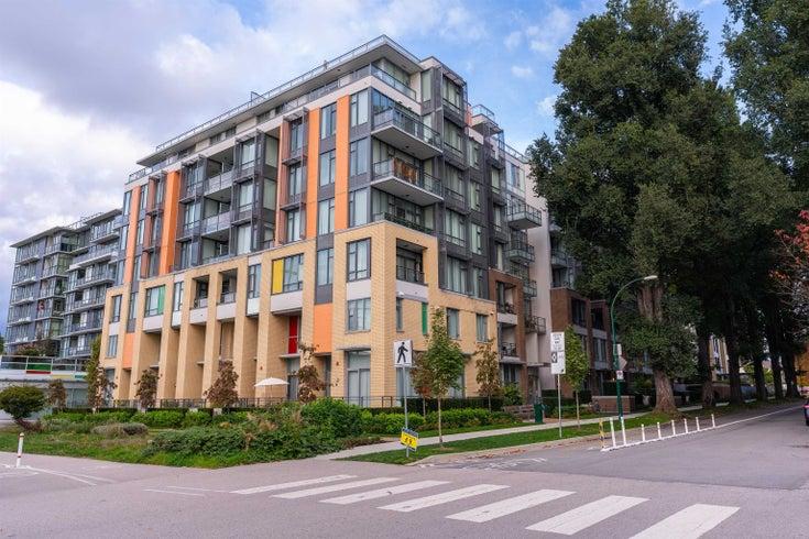 311 2033 W 10TH AVENUE - Kitsilano Apartment/Condo for sale, 1 Bedroom (R2616041)