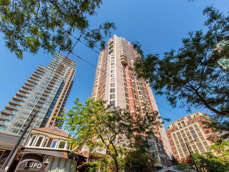703 867 HAMILTON STREET - Downtown VW Apartment/Condo for sale, 2 Bedrooms (R2616057)