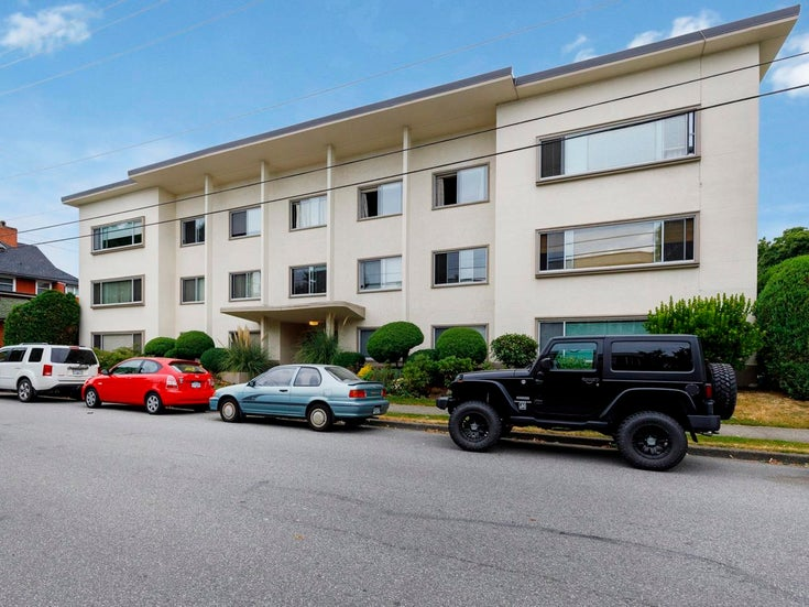 206 2776 PINE STREET - Fairview VW Apartment/Condo for sale, 1 Bedroom (R2616060)