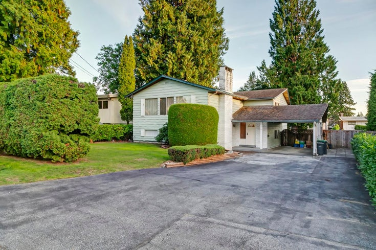 1360 GROVER AVENUE - Central Coquitlam House/Single Family for sale, 6 Bedrooms (R2616064)