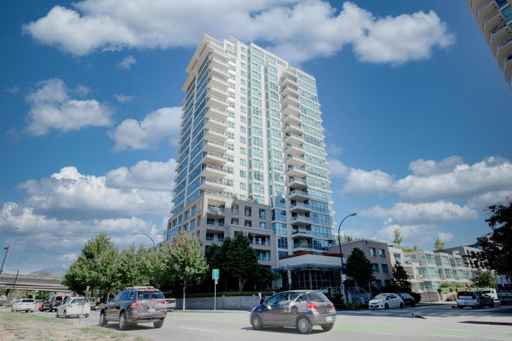 1503 125 MILROSS AVENUE - Downtown VE Apartment/Condo for sale, 2 Bedrooms (R2616150)