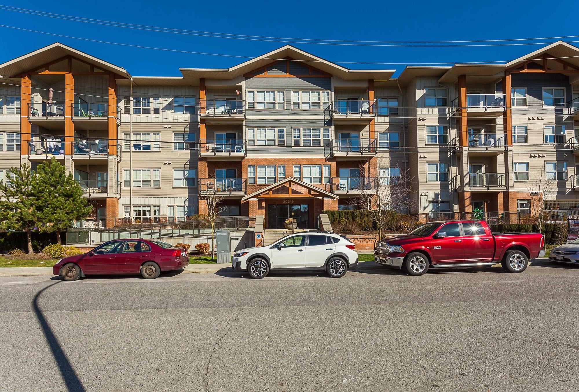 114 20219 54A AVENUE - Langley City Apartment/Condo for sale, 1 Bedroom (R2616172) - #1