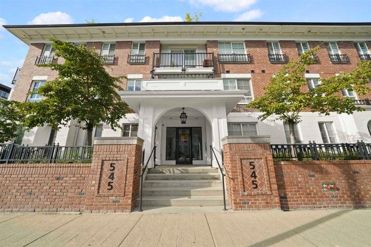 102 545 FOSTER AVENUE - Coquitlam West Apartment/Condo for sale, 1 Bedroom (R2616174)