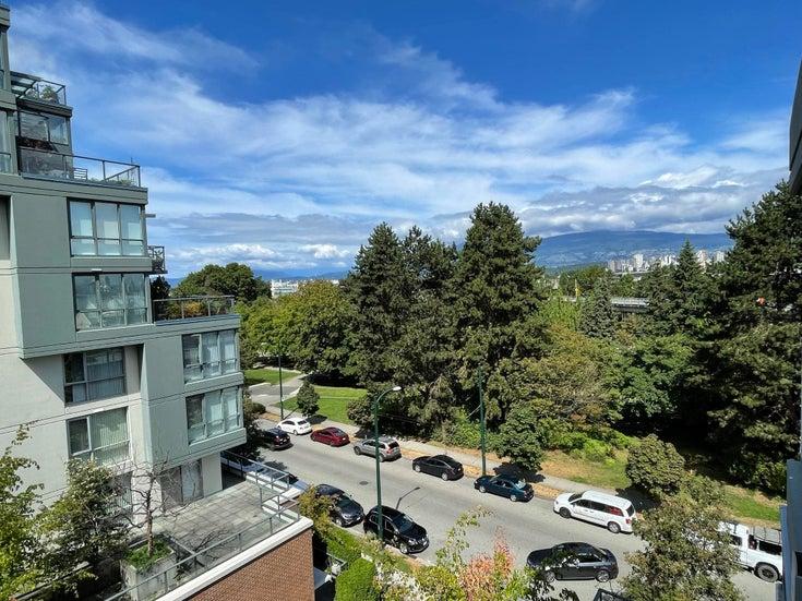 504 1425 W 6TH AVENUE - False Creek Apartment/Condo for sale, 1 Bedroom (R2616190)
