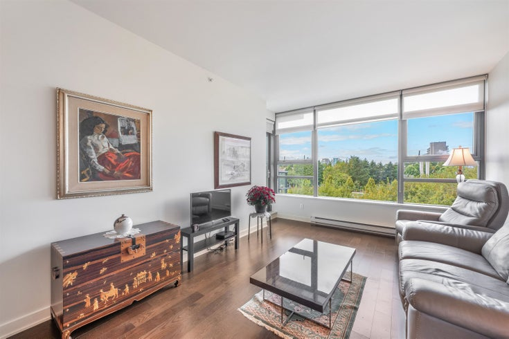 514 2851 HEATHER STREET - Fairview VW Apartment/Condo for sale, 2 Bedrooms (R2616194)