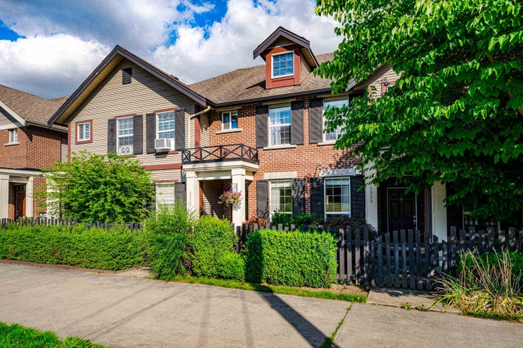 6922 208 STREET - Willoughby Heights Row House (Non-Strata) for sale, 4 Bedrooms (R2616198)