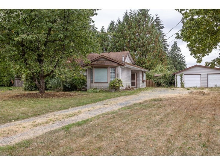3763 244 STREET - Otter District House/Single Family for sale, 2 Bedrooms (R2616217)