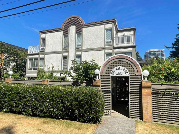 3 1552 EVERALL STREET - White Rock Townhouse for sale, 2 Bedrooms (R2616218)