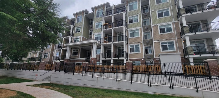 109 20686 EASTLEIGH CRESCENT STREET - Langley City Apartment/Condo for sale, 1 Bedroom (R2616233)