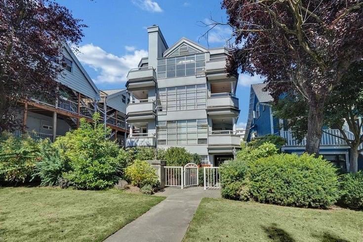 302 2287 W 3RD AVENUE - Kitsilano Apartment/Condo for sale, 1 Bedroom (R2616234)