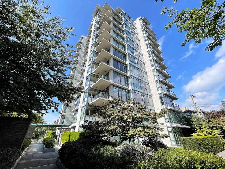 803 1333 W 11TH AVENUE - Fairview VW Apartment/Condo for sale, 2 Bedrooms (R2616288)