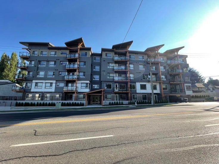 207 33568 GEORGE FERGUSON WAY - Central Abbotsford Apartment/Condo for sale, 2 Bedrooms (R2616309)