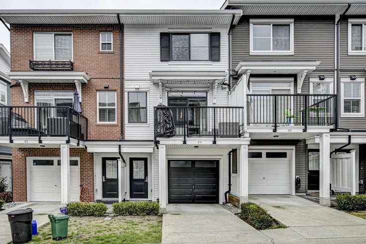 44 10735 84 AVENUE - Nordel Townhouse for sale, 3 Bedrooms (R2616329)