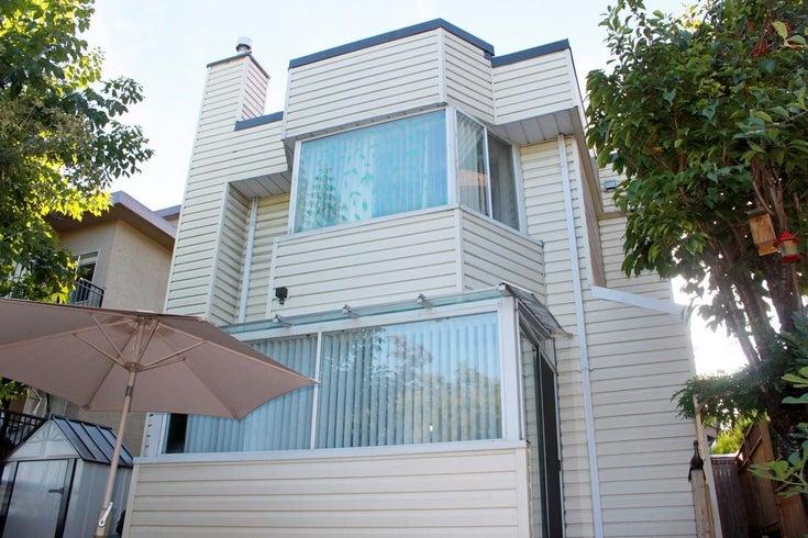 8673 LOGAN STREET - Marpole 1/2 Duplex for sale, 3 Bedrooms (R2616344)