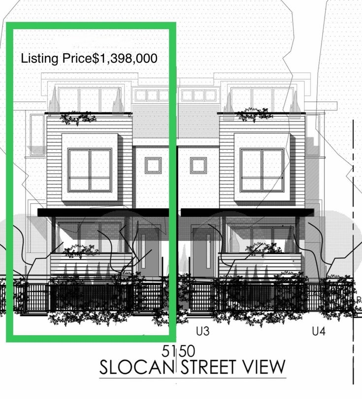 5150 SLOCAN (NW FRONT UNIT) STREET - Collingwood VE 1/2 Duplex for sale, 3 Bedrooms (R2616350)