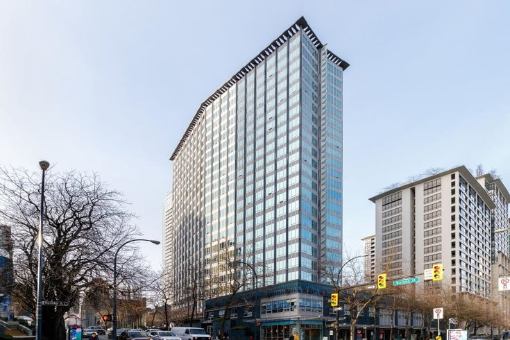 1007 989 NELSON STREET - Downtown VW Apartment/Condo for sale, 2 Bedrooms (R2616359)