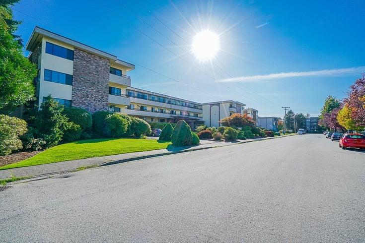 208 20460 54 AVENUE - Langley City Apartment/Condo for sale, 1 Bedroom (R2616388)