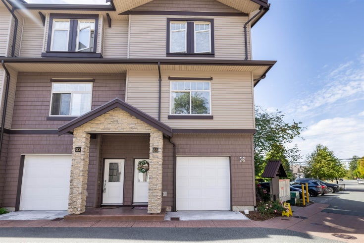 33 2950 LEFEUVRE ROAD - Aberdeen Townhouse for sale, 3 Bedrooms (R2616414)