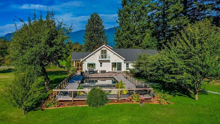 1253 KILBY ROAD - Harrison Mills House with Acreage for sale, 2 Bedrooms (R2616418)