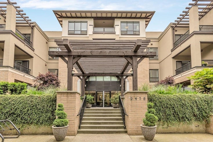 214 2478 WELCHER AVENUE - Central Pt Coquitlam Apartment/Condo for sale, 2 Bedrooms (R2616444)