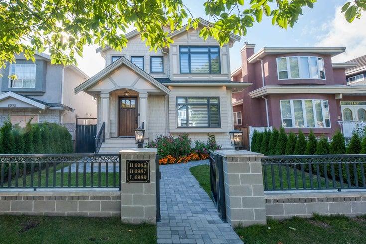 6985 LANARK STREET - Knight House/Single Family for sale, 6 Bedrooms (R2616477)
