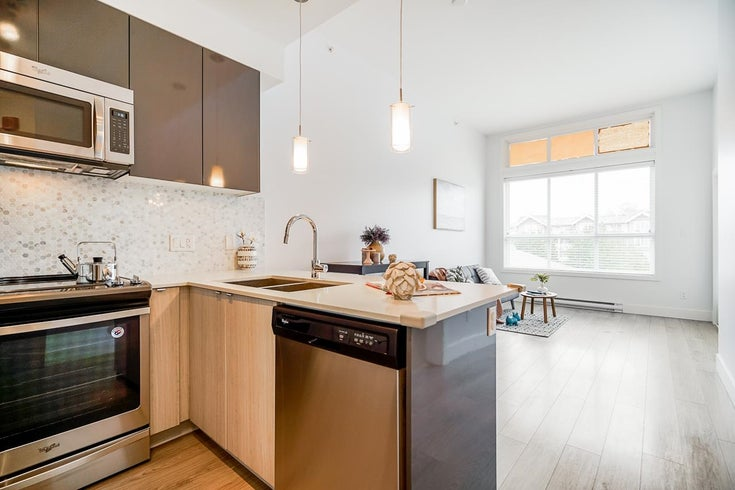 405 6468 195A STREET - Clayton Apartment/Condo for sale, 2 Bedrooms (R2616487)