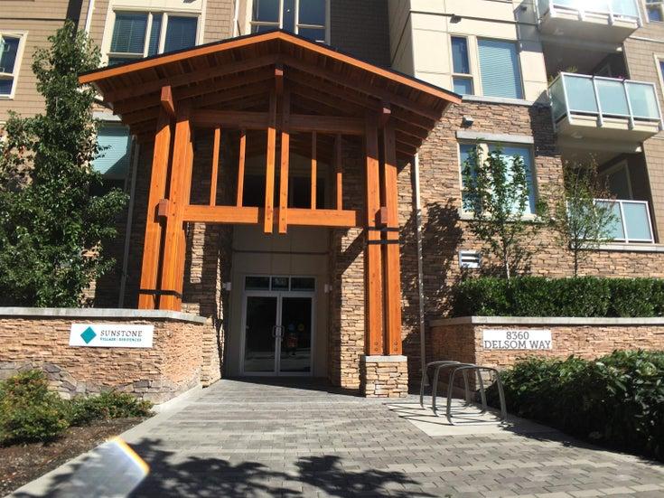 308 8360 DELSOM WAY - Nordel Apartment/Condo for sale, 2 Bedrooms (R2616523)