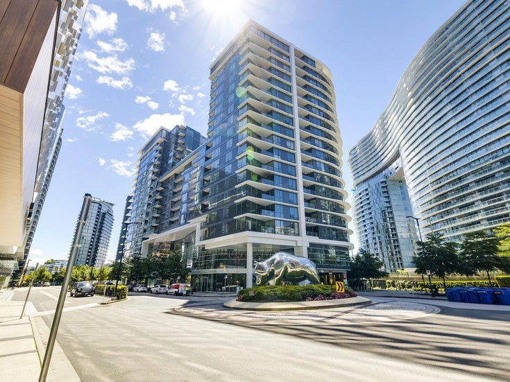 2008 68 SMITHE STREET - Downtown VW Apartment/Condo for sale, 1 Bedroom (R2616586)